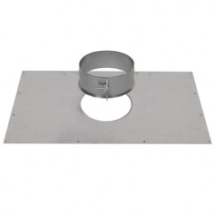 Support Plate - 125mm